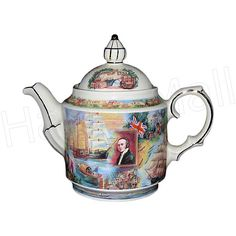 english tea pots | cup tea pot with gold trim Gift Boxed Brand: James Sadler Made in ...
