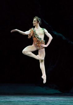Valentino Zucchetti in The Dream, The Royal Ballet © ROH/Johan Persson, 2012 by Royal Opera House Covent Garden, via Flickr