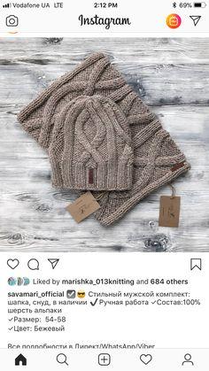 Knit Crochet, Crochet Hats, Hats For Men, Bandana, Headbands, Knitted Hats, Projects To Try, Beanie, Valentines