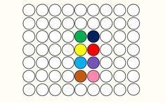 Κουίζ: Μπορείτε να βρείτε ποια τελεία είναι ακριβώς στη μέση;