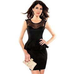 Dear-Lover Women Sleeveless Retro Lotus Leaf Swing Stud Peplum Dress Black Dear-Lover http://www.amazon.com/dp/B00ORFCRUA/ref=cm_sw_r_pi_dp_X5Juub0DDP5BT
