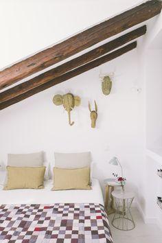 Vivienda buhardilla en Madrid, barrio Malasaña, un proyecto de Nimú estudio de diseño 6