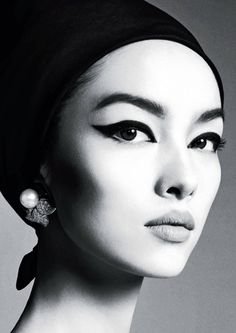 Fei Fei Sun | photographed by Steven Meisel | Vogue (ITA), January 2013