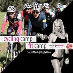 BodyiCoach - cycling & fit camp - Costa Brava - to jedyne w swoim rodzaju połączenie FIT CAMP & CYCLING CAMP