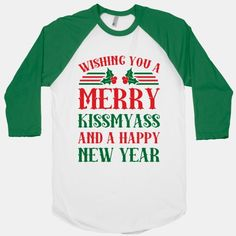 Wishing You A Merry Kissmyass