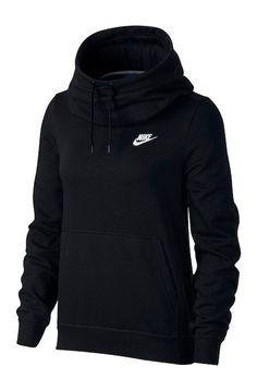 03b8155f2b0 Image of Nike - Fleece Hoodie Nike Fleece Hoodie, Sweater Hoodie, Golf  Fashion,