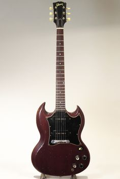 GIBSON[ギブソン] 1968 SG Special 詳細写真