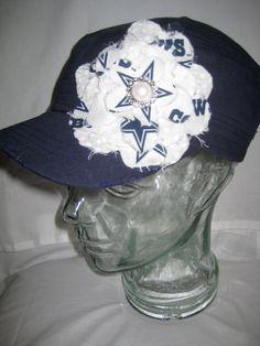 Dallas Cowboys fan hat
