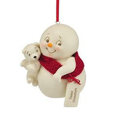 Department 56 Snowpinions Take Comfort Ornament