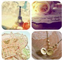 Ferris Wheels, Paris, dreams...
