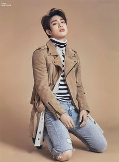 [JJ Project for Céci Korea] Jr. - Jinyoung - credit in the source