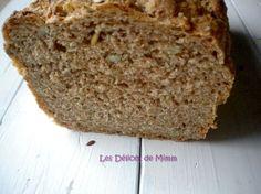 Le meilleur pain intégral (à IG bas) 5