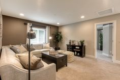 Your upstairs bonus room is perfect for the chill out space before bed, or reading room, or whatever you desire