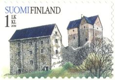 Sello: Kastelholm Castle (Finlandia) (Old castles) Mi:FI 2289
