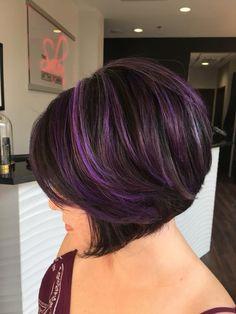 Pop of purple!
