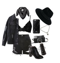 """Untitled #21"" by jolandie on Polyvore featuring beauty, Boohoo, Topshop, MCM, Native Union, John Hardy and Maison Michel"