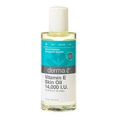 derma e® Vitamin E Oil- 14,000 I.U. - DERMA E 1011086 - GNC