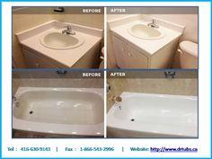 Washbasin - Dr.Tubs Reglazing