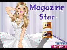 Barbie Magazine Star - Game Tutorial 2016