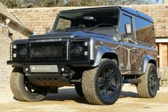 Land Rover Defender 90 2.4 TDci XS Station Wagon - Land Rover Defender Icon