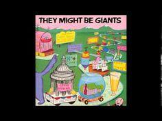 They Might Be Giants - They Might Be Giants (Full Album)