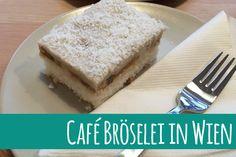 Süß, vegan, glutenfrei: Café Bröselei in Wien