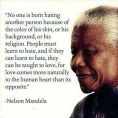 Rest in peace, Tata. #Madiba Nelson #Mandela