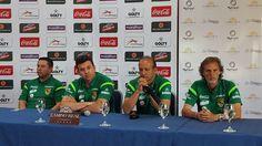 Julio César Baldivieso prescinde de cuatro jugadores antes del viaje a Argentina | Radio Panamericana