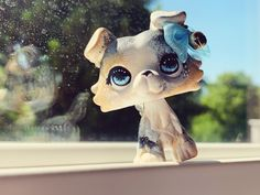 Custom Lps, Lps Accessories, Lps Toys, Lps Littlest Pet Shop, Little Pet Shop, Cute Clay, Collie Dog, Cute Tattoos, Toys For Girls