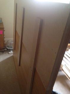 IKEA malm headboard hack