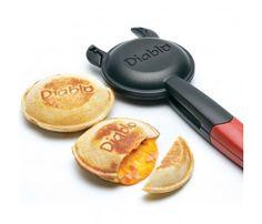 Diablo Snack Toaster - für teuflisch leckere Sandwiches und Snacks | #küchenspass #küchengadgets