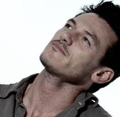 Luke Evans--sorry, this guy is too good looking.