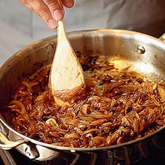 The Most Common Cooking Mistakes | 18. You try to rush the cooking of caramelized onions. | CookingLight.com