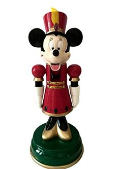 Retired Disney Minnie Mouse Nutcracker * You can find more details by visiting the image link.