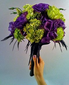 purple green florida wedding part 1 my wedding pinterest