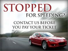 Stopped for Speeding? Contact Us Before You Pay Your Ticket http://www.alabamaspeedingticket.com/