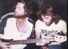 Brian and Dennis Wilson Brian Wilson, Carl Wilson, Mike Love, Man In Love, Bruce Johnston, Wilson Brothers, America Band, Bruce Campbell, The Beach Boys