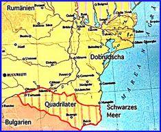 Sandu: Cadrilaterul - ţara uitată Reggio, Map, Italia, Muslim, Bulgaria, Location Map, Maps