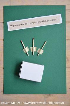 Wenn du mal ein Licht im Dunklen brauchst ...    Wenn Buch | Bastelanleitung | Wenn Buch Ideen | Wenn Buch basteln