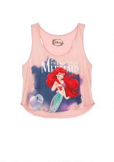 The Little Mermaid Tank