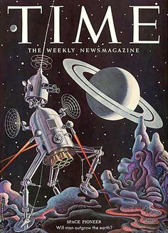 Boris Artzybasheff - Time, December 1952.