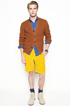 J.Crew Spring 2013 Menswear Fashion Show
