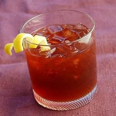 Said to be The Big Easy's first cocktail, it was originally served at the Sazerac Coffee House.