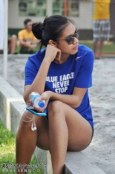 The Phenom Alyssa Valdez, Volleyball Wallpaper, Volleyball Players, Sport Shorts, Sports Illustrated, Ladies Golf, Sport Girl, Indian Beauty, Asian Woman