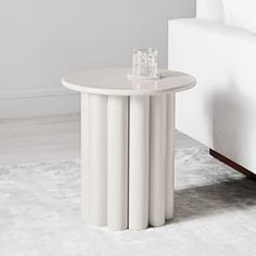 Available in a premium quality, West elm provides the exceptional Hera Side Table - Semi-Circle. Buy now Hera Side Table - Semi-Circle at the best price with available delivery to Jeddah, Riyadh, and all areas around KSA Small Furniture, Living Furniture, Furniture Decor, Furniture Design, Antique Furniture, Modern Furniture, Furniture Removal, Furniture Companies, Furniture Stores