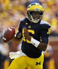 View videos and photo galleries from Detroit News U Of M Football, Michigan Wolverines Football, Ncaa College Football, Football Helmets, Detroit Sports, Detroit News, Detroit Lions, Denard Robinson, Michigan Go Blue