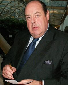 A 'character politician', Sir Nicholas Soames MP.