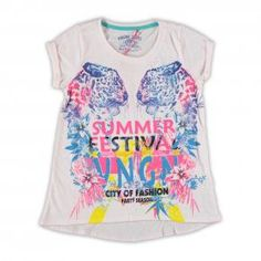 Vingino Girls shirt met korte mouw