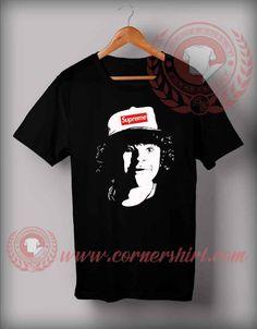 543722912475 Stranger Things Supreme Dustin. Stranger Things Supreme Dustin Custom  Design T Shirts //Price: $14.50// ...