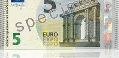 Le nouveau billet de 5 euros bientôt dans vos poches